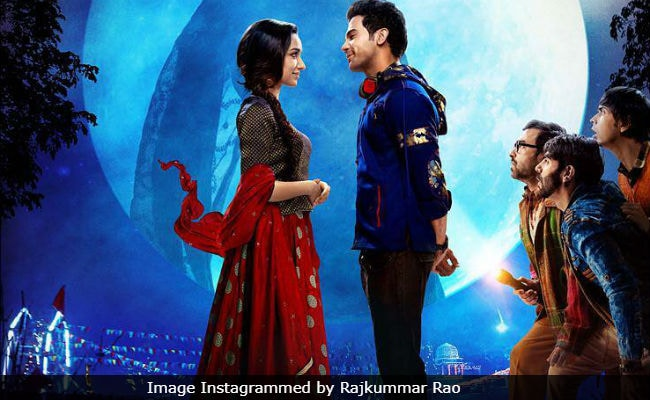 Stree New Poster: Shraddha Kapoor And Rajkummar Rao Are Ready For The Challenge