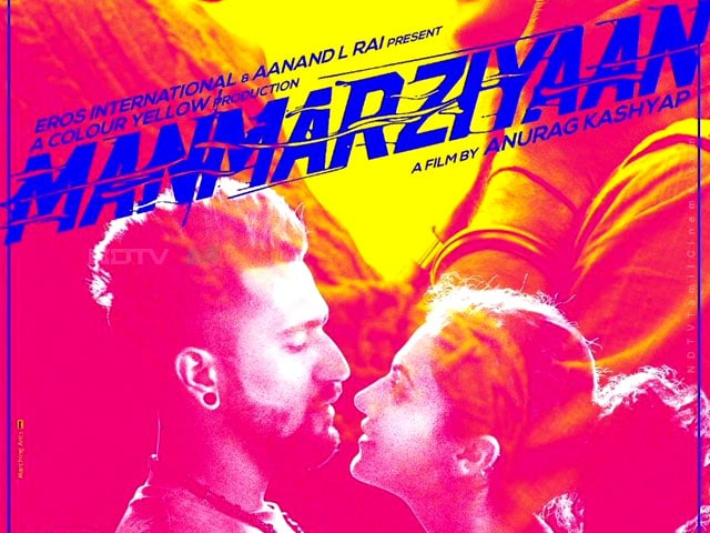 Manmarziyaan Abhishek Bachchan