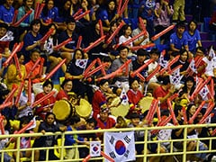 Asian Games 2018: Joint Korean March To Get Asiad Opening Ceremony Started