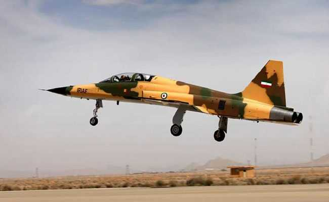 Amid Growing Tensions With The US, Iran Unveils New Domestic Fighter Jet