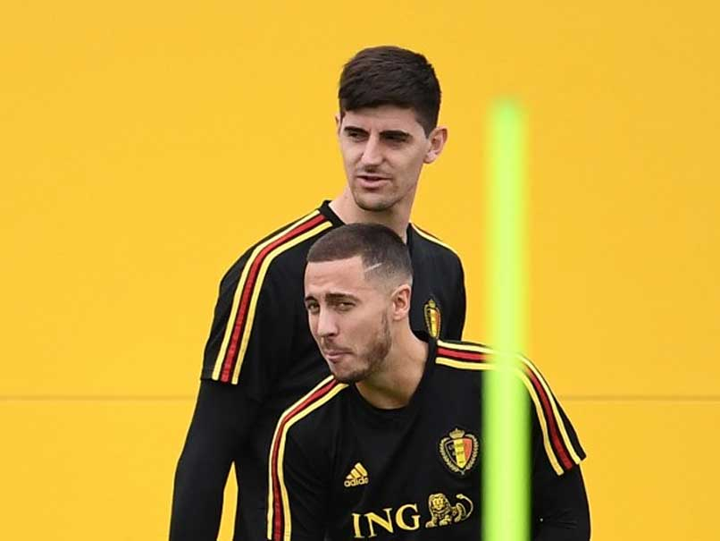 Eden Hazard, Thibaut Courtois Futures In Chelsea Board
