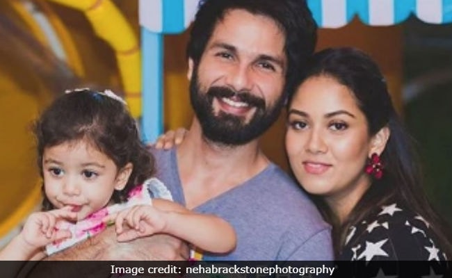 Pics From Shahid Kapoor And Mira Rajput's Daughter Misha's 'Two-tti Fruity' Party Will Brighten A Dull Day
