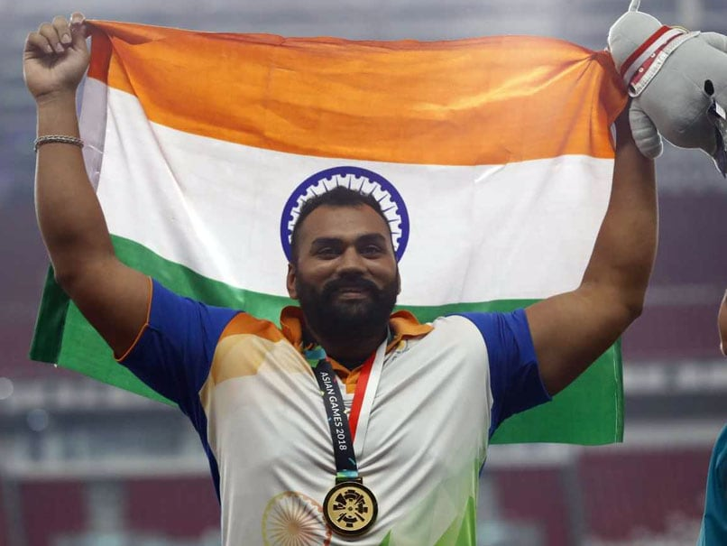 Asian Games 2018: Tajinderpal Singh Toor Clinches Maiden Asiad Gold, Squash Adds Three Bronze