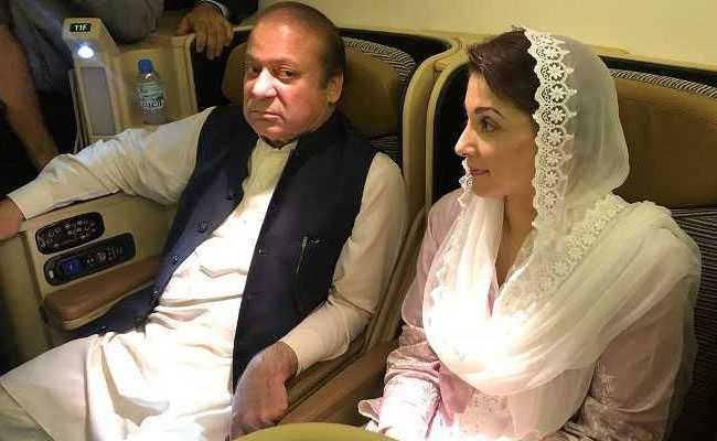 'No Access' To Father Nawaz Sharif For Past Five Days, Says Maryam Sharif