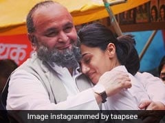 <I>Mulk</I> Actress Taapsee Pannu 'Wants To Use Cinema As A Medium To Express Her Opinion'