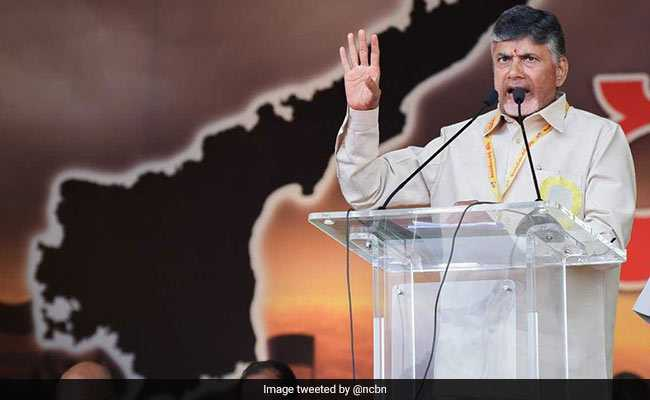 Chandrababu Naidu's Party Seeks Support For 'No-Confidence' In Parliament