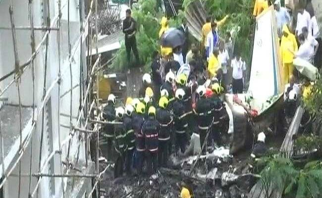 Sold It After An Accident, UP Says Of Plane That Crashed In Mumbai Today