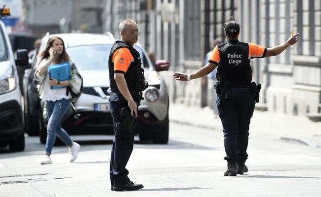 Three Dead In Suspected Terror Shooting In Belgian City
