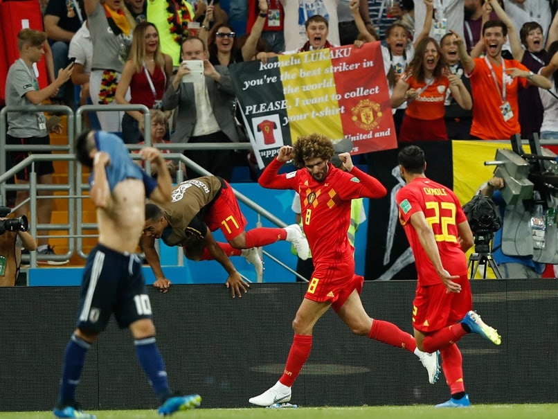 World Cup 2018, Belgium vs Japan Highlights: Belgium Edge Japan 3-2, To Play Brazil In Quarter-Finals