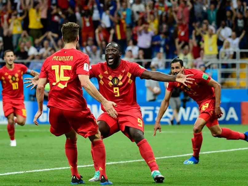 World Cup 2018: Belgium Beat Japan 3-2 To Reach Quarter-Finals