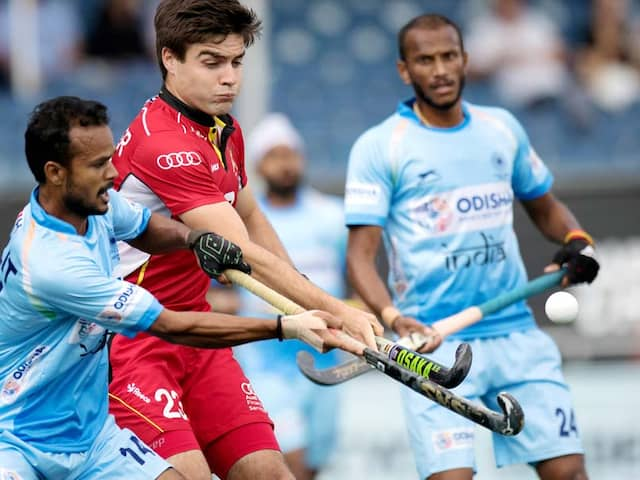 Champions Trophy Hockey, India vs Belgium Highlights: Belgium Score Late To Hold India To 1-1 Draw