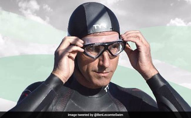9100 Kilometers In Six Months. 50-Year-Old Swimmer To Become First To Cross Pacific