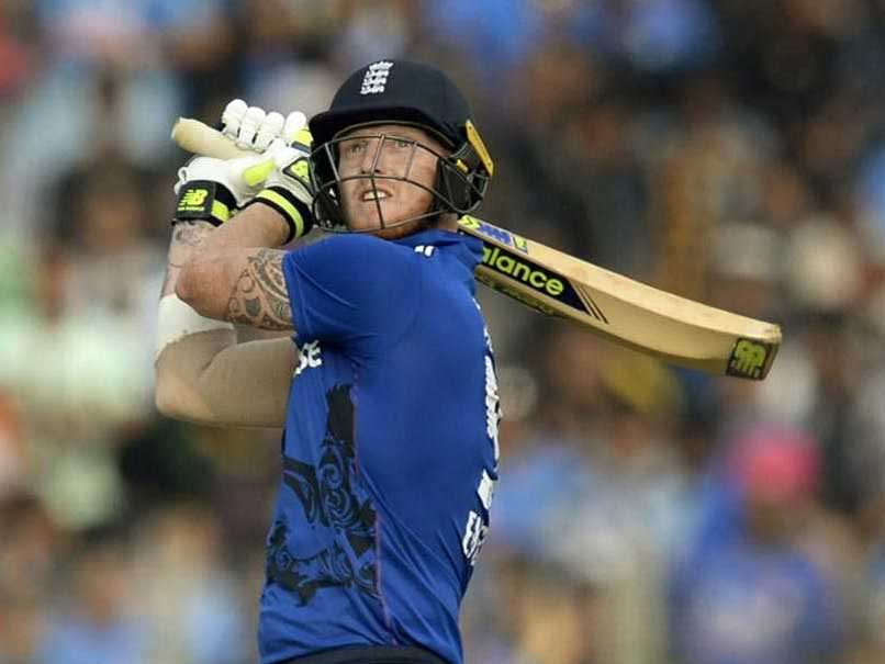 Stokes out of England squad
