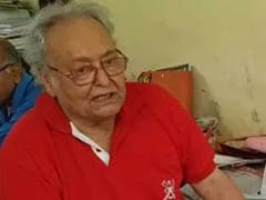 At Meet With Actor Soumitra Chatterjee, Bengal BJP Reminded Of Notes Ban