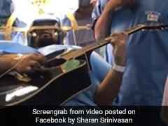 Musician Played Guitar As Bengaluru Surgeons Operated On His Brain