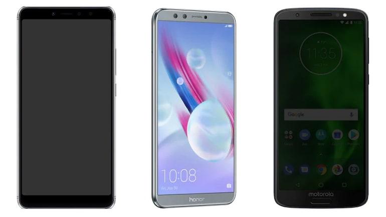 Xiaomi Redmi Note 5 Pro और Moto G6 जैसे बेस्ट सेल्फी स्मार्टफोन