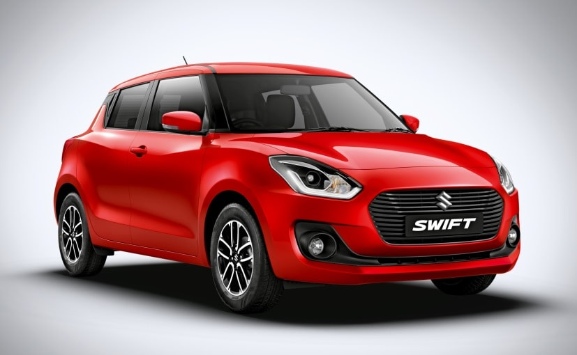 Maruti Suzuki Swift Amt Launched In Top Variants Ndtv Carandbike