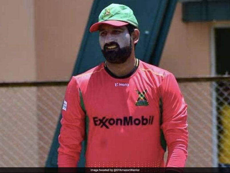 Sohail Tanvir Fined For Making Obscene Gesture During CPL Match