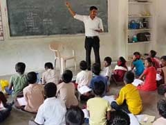 """We Love Bhagwan Sir"": Tale Of A School Which Fought A Teacher's Transfer"