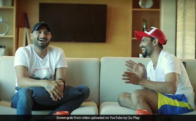 VIDEO: अंग्रेजी में ऐसे बुरे फंसे थे भज्जी, 'सर जडेजा' को मिला पंजाबी फिल्म का ऑफर!