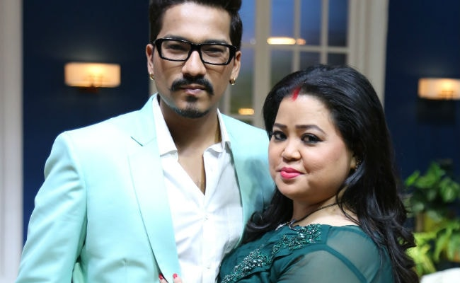 bharti singh reveals the truth about husband haarsh limbachiyaa s