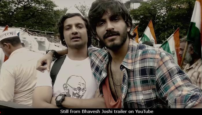bhavesh joshi youtube