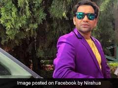 'बॉर्डर' के एक्टर निरहुआ के खिलाफ जान से मारने की धमकी की शिकायत दर्ज, सलमान की 'रेस 3' से टकराई थी फिल्म