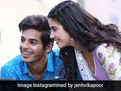 Anand Ahuja Left The Best Comment On Janhvi Kapoor's <I>Dhadak</I> Post