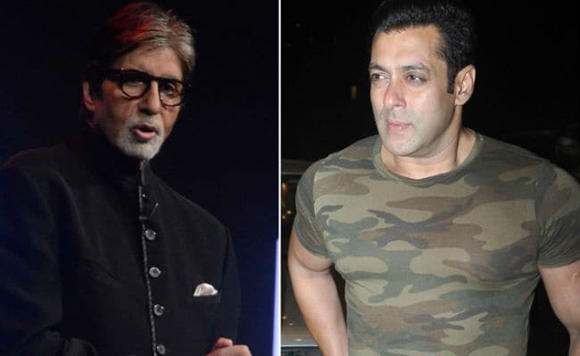 'Hey, Salman Khan, How You Doing?' When Amitabh Bachchan Was Asked In Glasgow