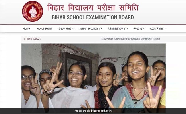 bihar 10th board result 2018