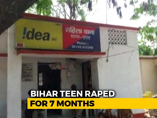 Video : For 7 Months, Teen Raped In Bihar School By 15 Students, 3 Teachers: Police