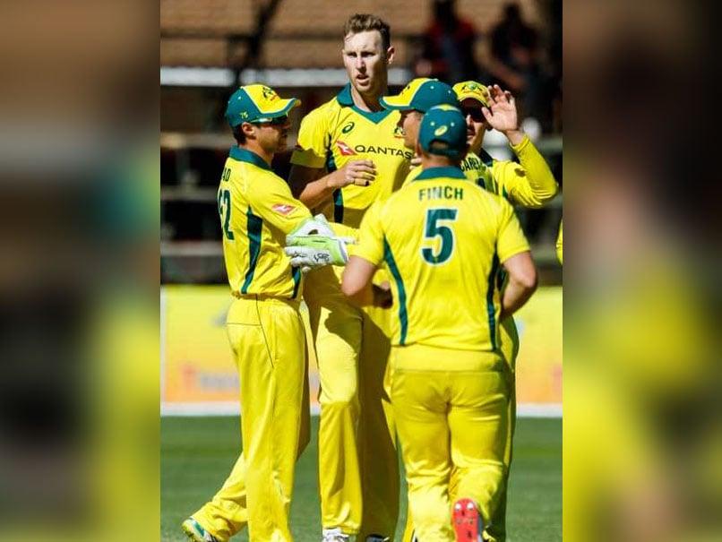 T20I Tri-Series: Australia
