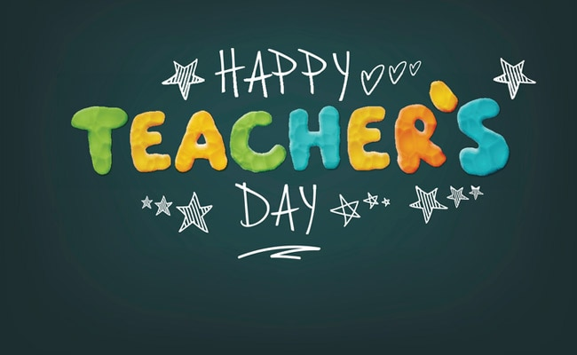 Happy teachers