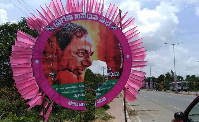 KCR, Big On 'Lucky Number' 6, Could Go For Early poll Announcement Today