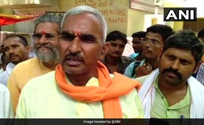 अयोध्या में धर्म सभा से BJP विधायक के बोल: जरूरत पड़ी तो संविधान ताक पर रखकर दोहराएंगे 1992 का इतिहास