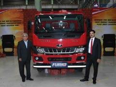 Mahindra Furio Range Of Intermediate Trucks Launched In India