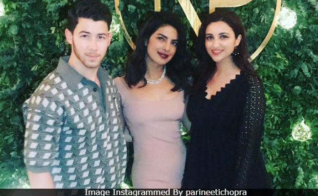 Priyanka Chopra's Sister Parineeti Answers A Big Wedding Question: Will She Steal Nick Jonas' Shoes?