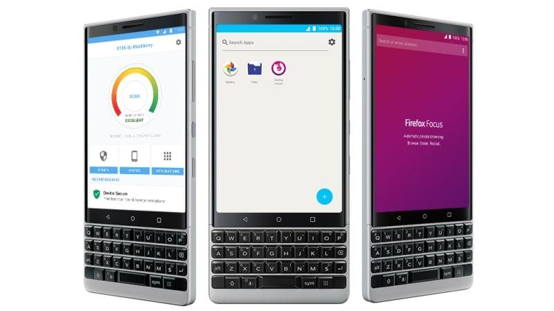 BlackBerry KEY2 है डुअल रियर कैमरा स्मार्टफोन, जानें इसकी सारी खासियतें