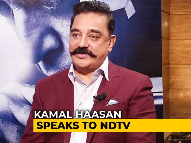 Video : Kamal Haasan On <i>Vishwaroopam 2</i>, Politics & More
