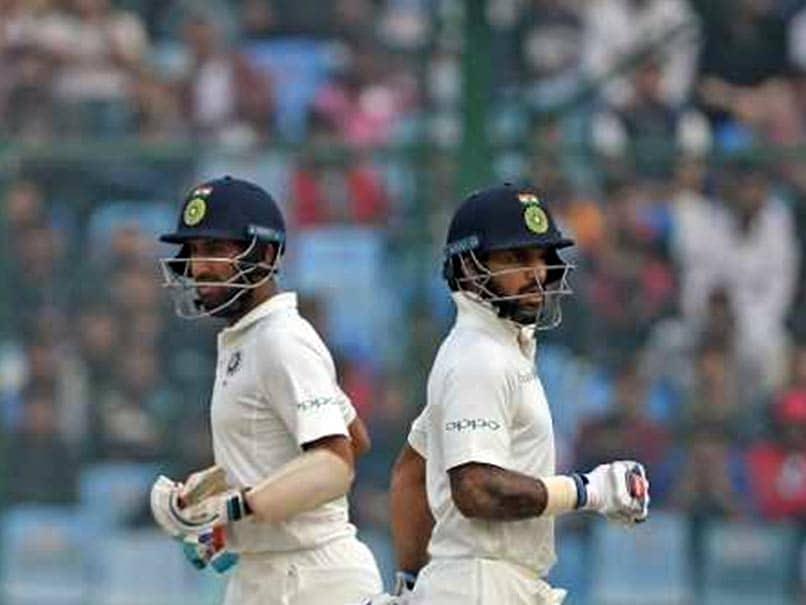 Shikhar Dhawan, Cheteshwar Pujara Show Poor Form In Practice Match