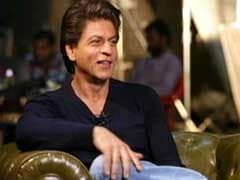 No Politics For Shah Rukh Khan... But He Has A Party Symbol In Mind