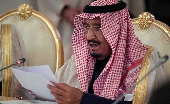Saudi King Begins Holiday In Still Unbuilt Futuristic Mega-City