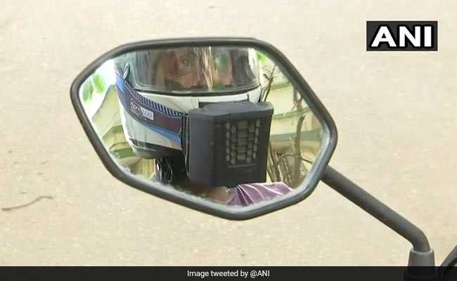 'Personal Coolers For Helmets': Bengaluru Start-Up's Unconventional Idea