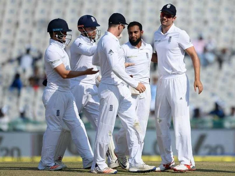 Alastair Cook Backs Adil Rashid To Handle Pressure Of India Test