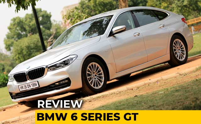 Video : BMW 6 Series GT (630i GT) Review