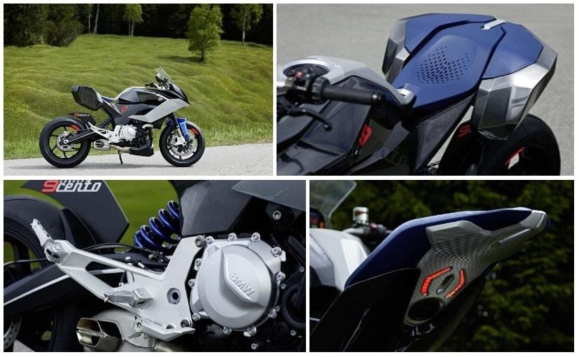 Bmw Motorrad Unveils 9cento Concept Ndtv Carandbike