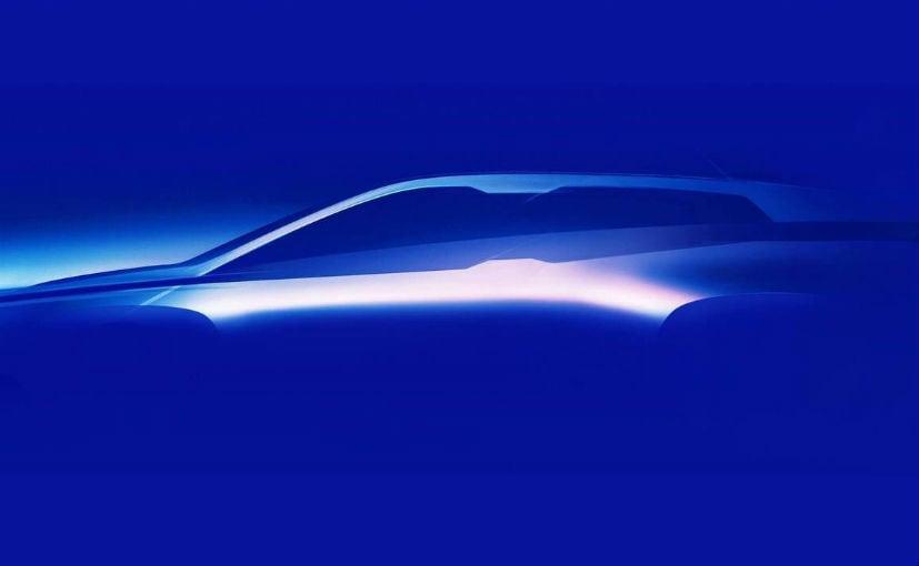 BMW Vision Vehicle Teased; Previews iNext EV