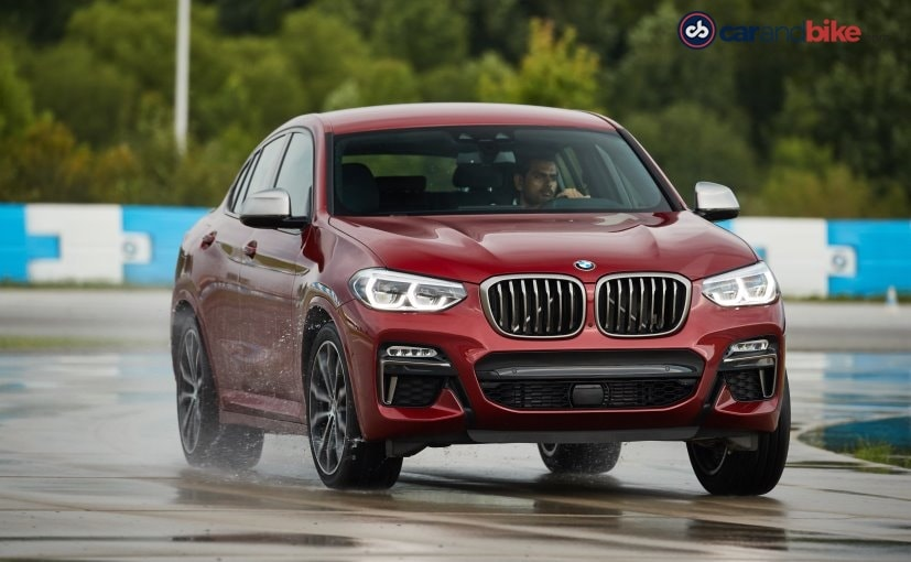 This is the first time the X4 will make it to Indian shores.
