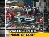 Video: Cars Smashed, Cops Attacked: Thugs Take Over Kanwar Yatra?