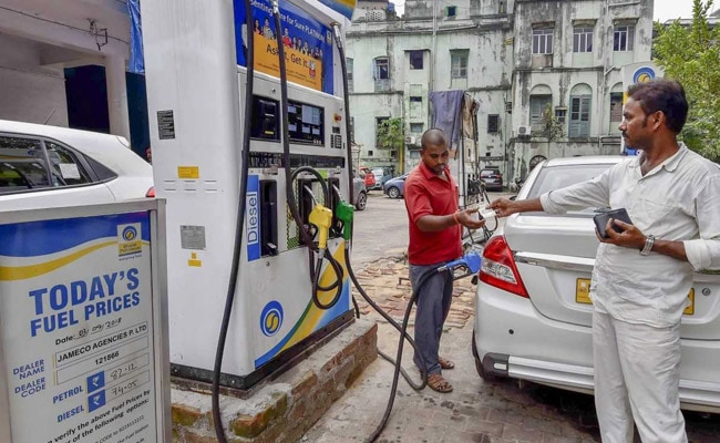 Petrol, diesel prices cut by Rs 2.50 per litre
